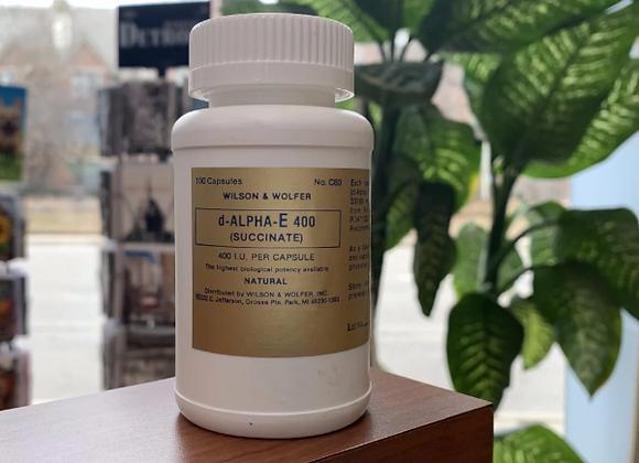 Vitamin E (d-Alpha tocopheryl succinate)