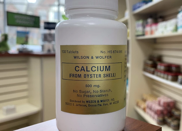 Oyster Shell Calcium
