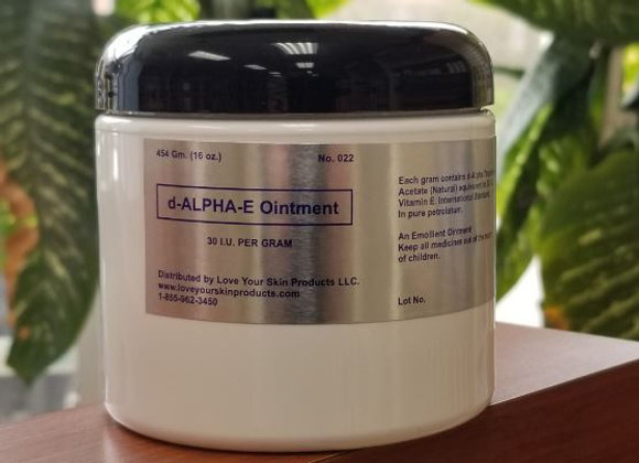 Vitamin E Ointment ( d-Alpha tocopheryl acetate)