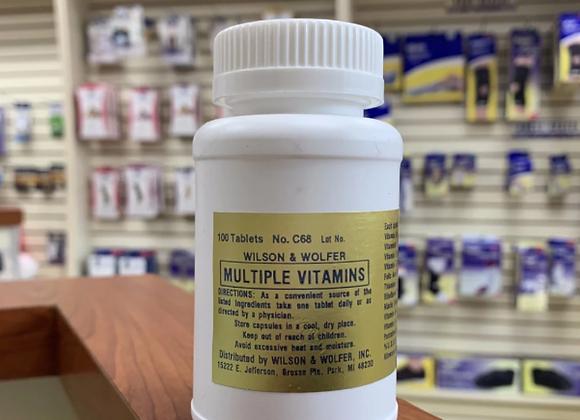 Daily Multiple Vitamin