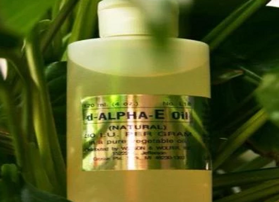 Vitamin E (d-ALPHA antioxidant oil)