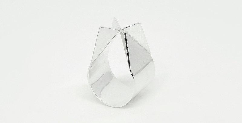 Anel Origami