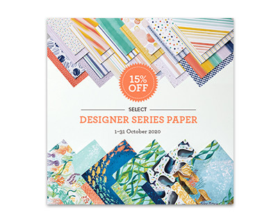 Designer Paper SALE