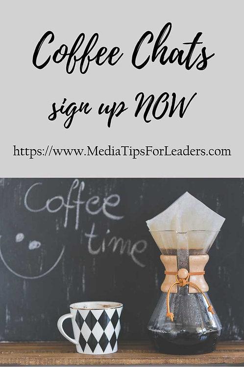COFFEE CHAT: Pinterest Stream