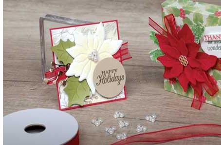 Christmas Cards w Fun Folds Class