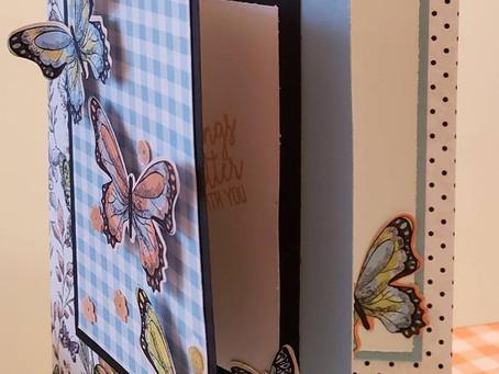 Butterflies A-flutter