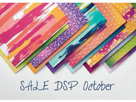DSP OCTOBER SALE
