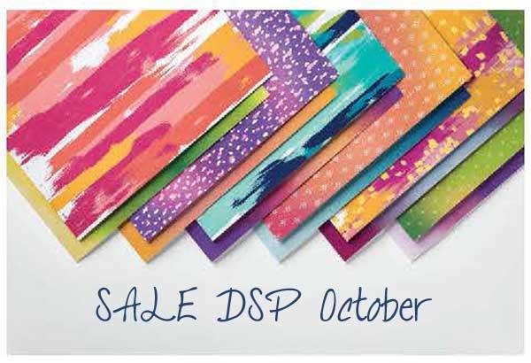 DSP OCTOBER SALE