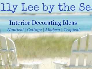 Check us out on Sally Lee by the Sea Coastal Interior Design Blog!
