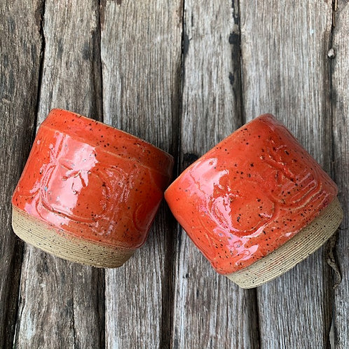 Tomato Shot Cups - Set of 2