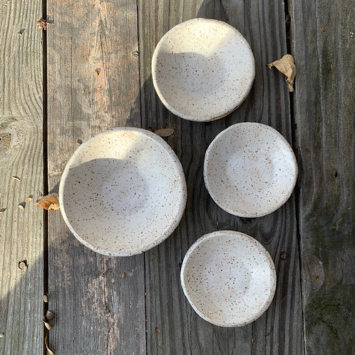 4-Piece Herb and Salt Set
