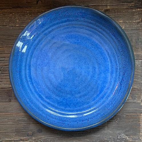 Indigo Family Style Pasta Bowl