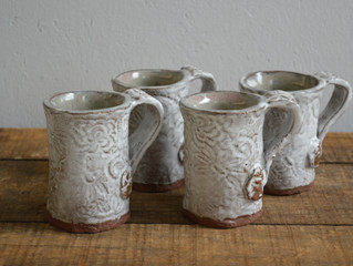 Summer Triangle Pottery at The Arts Company in Nashville!