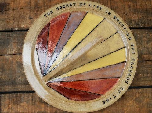Secret of Life Sundial