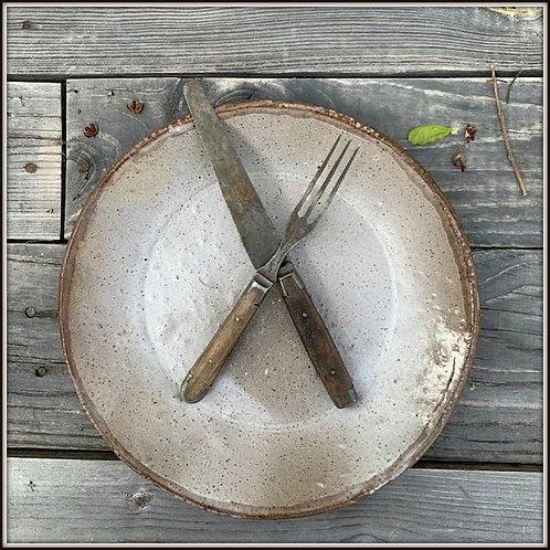 Lockeland Table Community Flat Bottom Fritter  Bowl