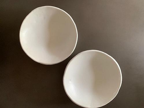 The White Single Serving Pasta Bowl