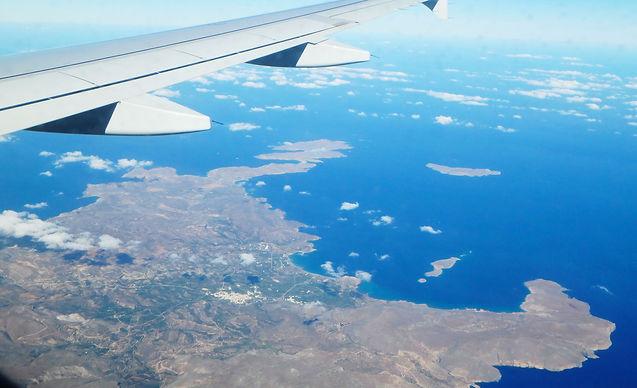 Mano Kreta: skrydžiai lėktuvu 2020