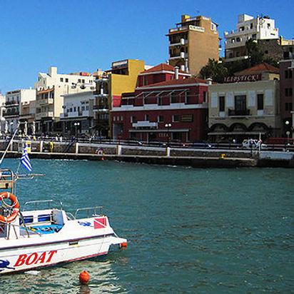 Agios Nikolaos Mirabello Kreta Crete