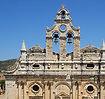 Arkadi vienuolynas, Arkadijaus vienuolynas Moni Arkadiou