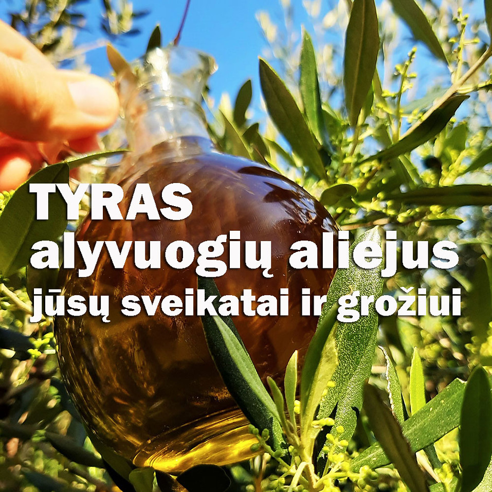 Kretos auksas - tyras alyvuogių aliejus