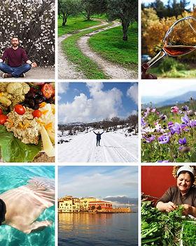 Kreta žiemos atostogos, pramogos