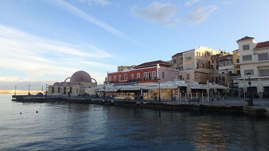 Chanijos senamiestis senasis uostas