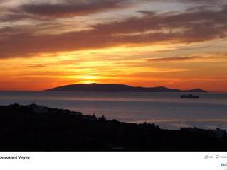 Saulėtekis Kretoje: belaukiant Velykų
