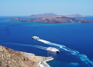 Santorinis – pažintis iš naujo