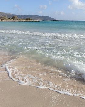 Elafonisi paplūdimys ir Elafonisio sala, Kreta