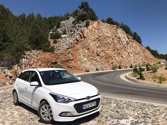 Autonuoma Kretoje, automobilių nuoma pilnas draudimas
