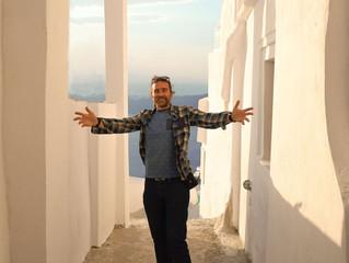 MANO KRETOS ekskursijos į Santorinį