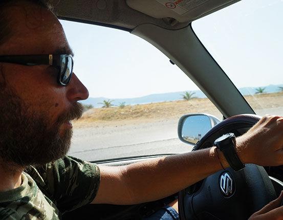Gidas vairuotojas Kretoje | MANO KRETA
