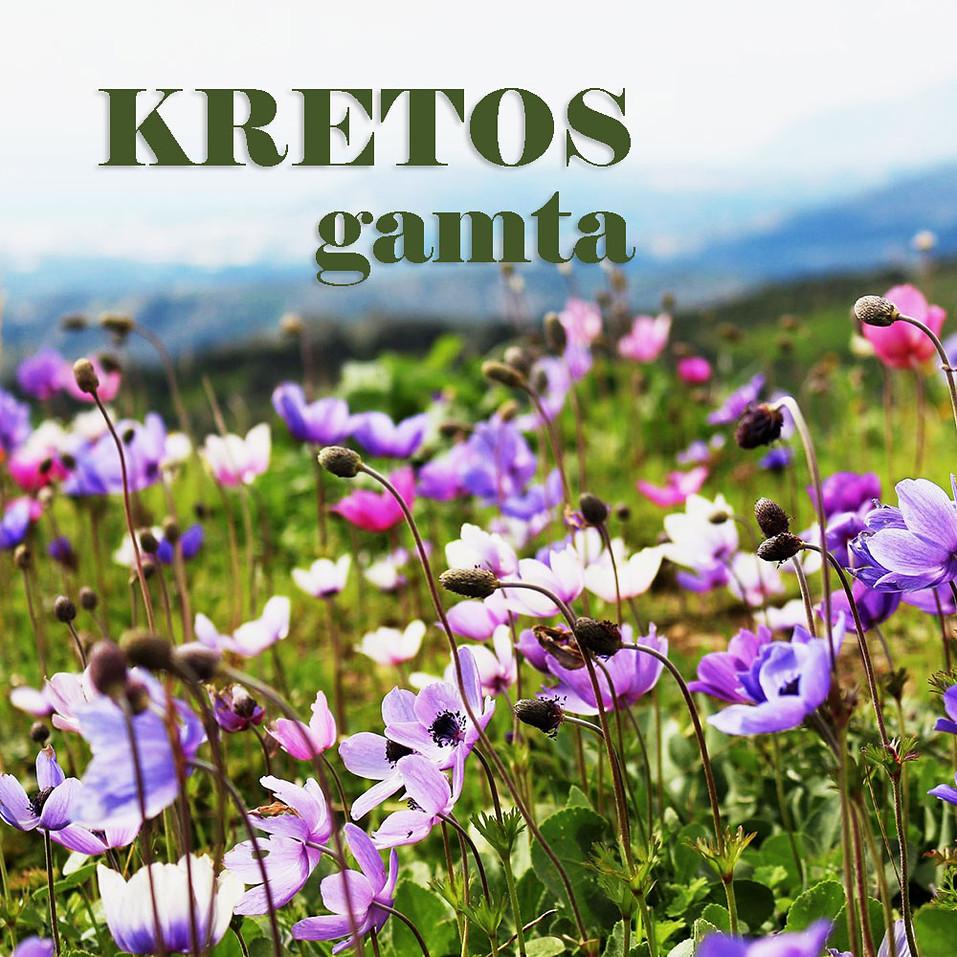 Kretos gamta