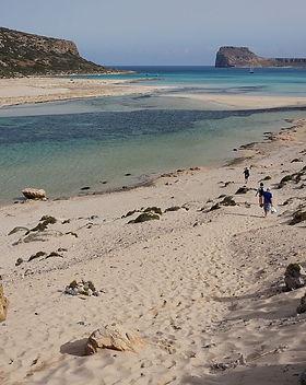 Balos laguna, Tigani sala, Gramvusos sala, Kreta