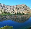 Kurno ežeras, Kournas, Limni Kourna
