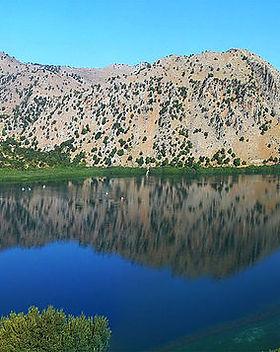 Kurno ežeras (Kournas) – pramoga ir mažiems, ir dideliems