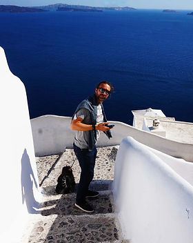 Santorinis savarankiškai