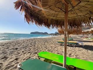 Kitokios atostogos Kretoje 2020