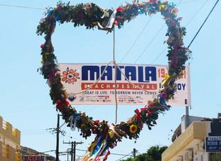 Matala - hipiška dvasia pietų Kretoje