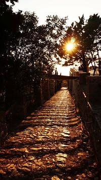 Profitis Ilias vienuolyne, Santorinio saloje