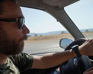 Gido vairuotojo paslauga | MANO KRETA