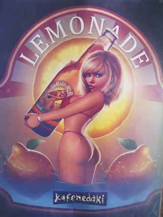 Limonadas tik iš citrinų