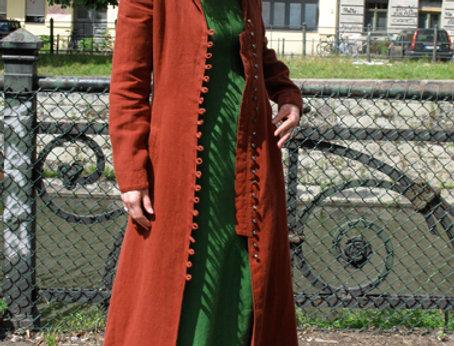 Kleid Matrix rost