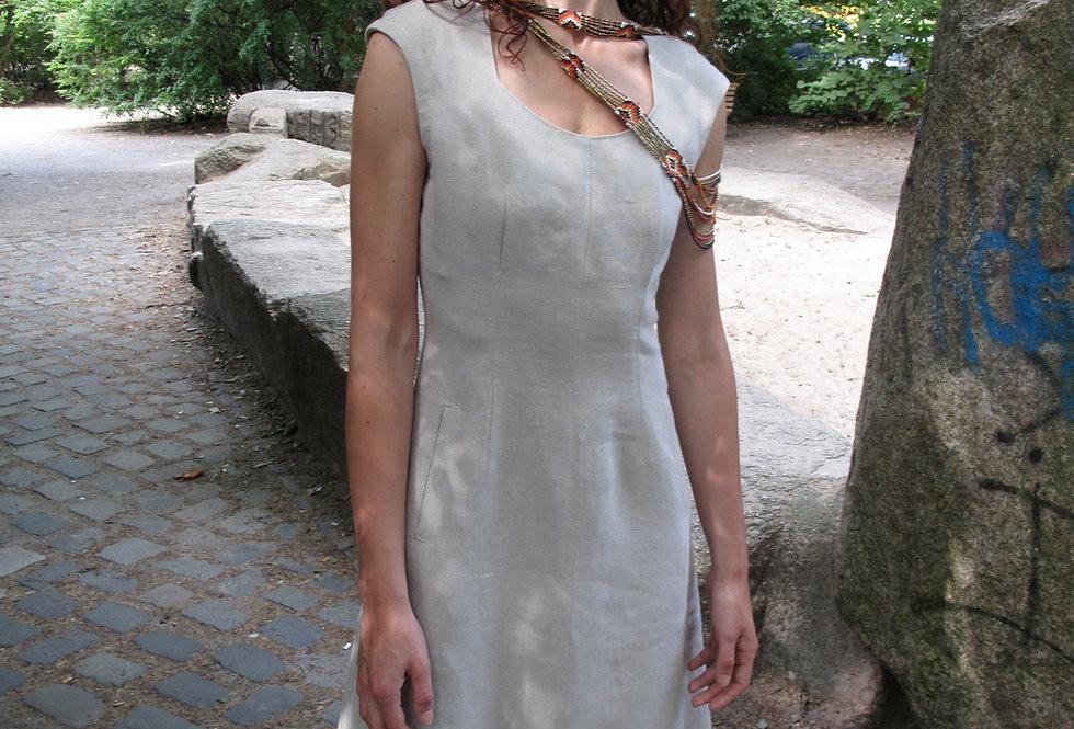 Maria Sunshine Kleid natur