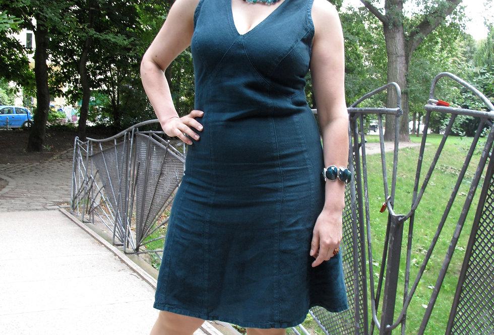 Athene Kleid blau