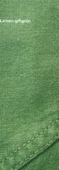 Leinen grün