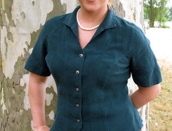 Mary Ann Leinen petrol