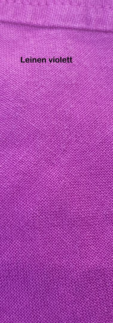 Leinen violett
