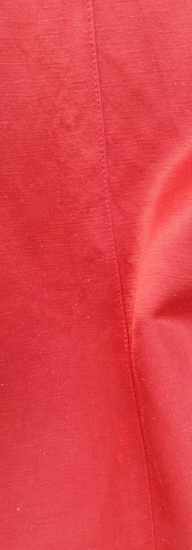 Hanf-Seide rot