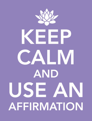 Affirmations For The Week